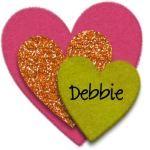 Debbie Signature 150x150 Visions of Sugarplums   Grand Finale!